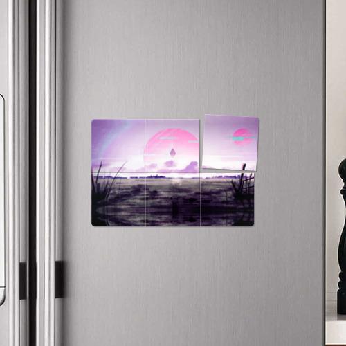 Магнитный плакат 3Х2 No Man's Sky. Next Фото 01
