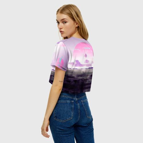 Женская футболка Cropp-top No Man's Sky. Next Фото 01