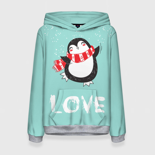 Пингвин LOVE