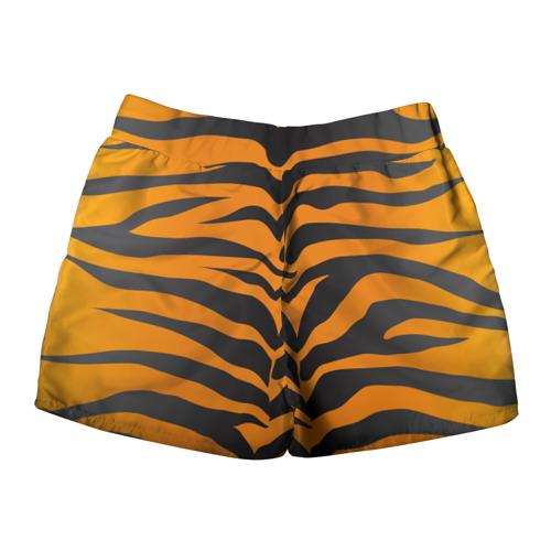 Женские шорты 3D  Фото 02, Тигр
