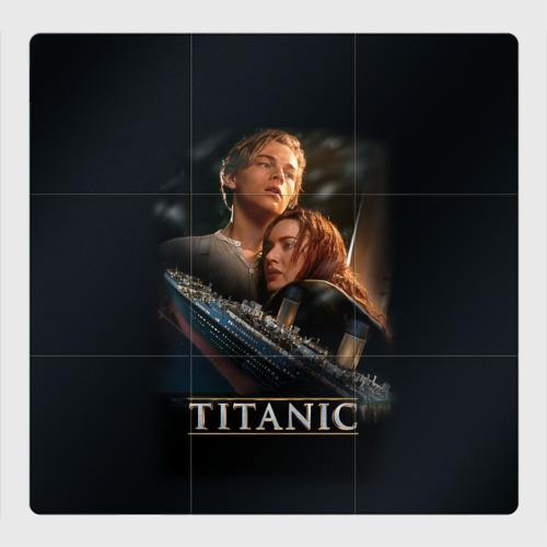 Магнитный плакат 3Х3 Джек и Роза