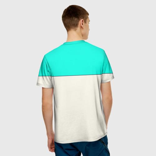 Мужская футболка 3D  Фото 02, Эпичная Погоня