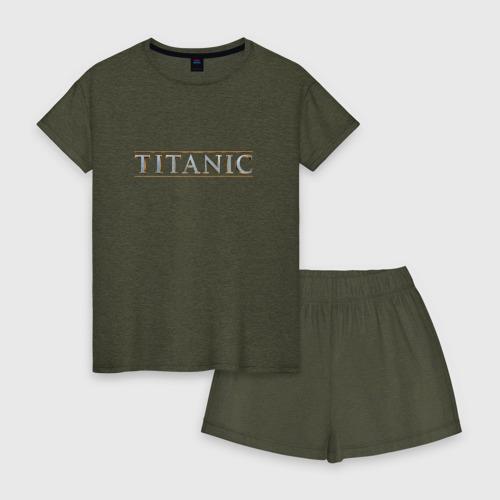 Титаник Лого