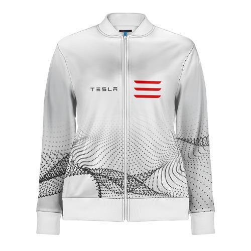 Женская олимпийка 3D  Фото 01, Tesla Motors