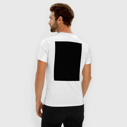 Мужская футболка премиум  Фото 04, Line Fuck