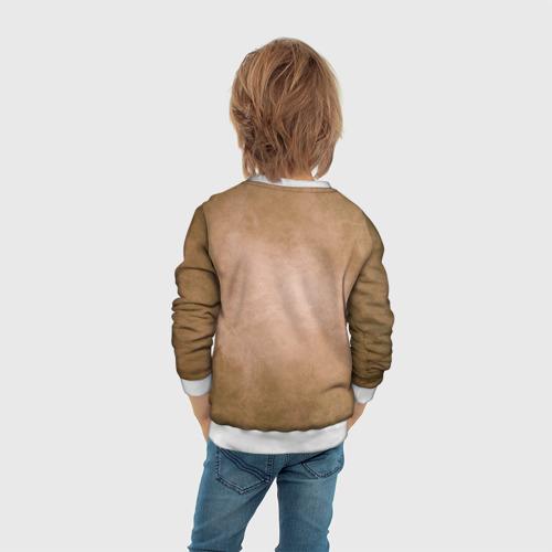 Детский свитшот 3D русь Фото 01