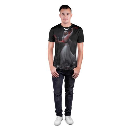 Мужская футболка 3D спортивная Морена Фото 01