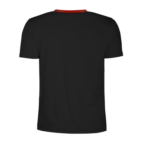 Мужская футболка 3D спортивная русь Фото 01