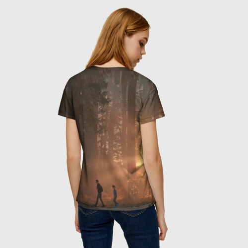 Женская футболка 3D Life is Strange 2 Фото 01
