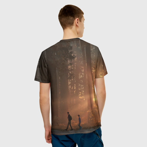 Мужская футболка 3D Life is Strange 2 Фото 01