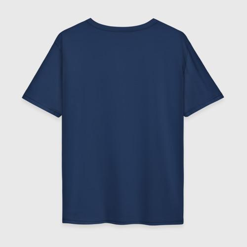 Мужская футболка хлопок Oversize Smoke on the Water Фото 01