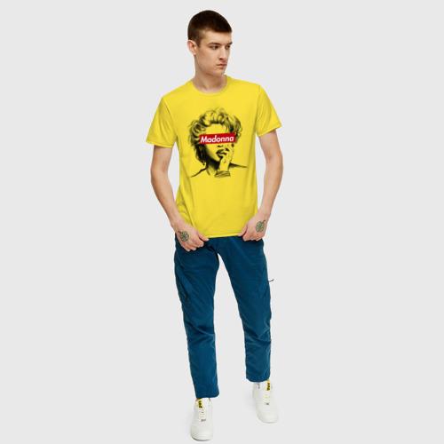 Мужская футболка хлопок Мадонна Фото 01