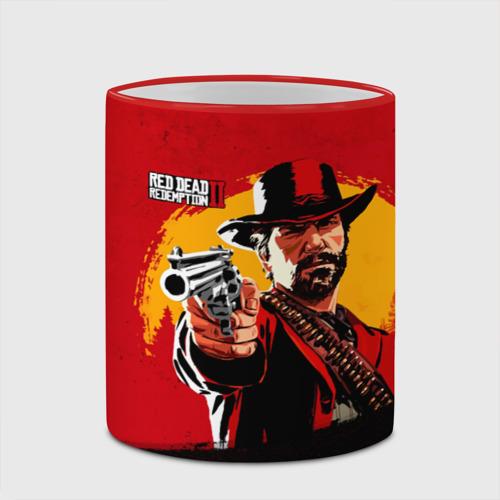 Кружка с полной запечаткой Red Dead Redemption 2 Фото 01