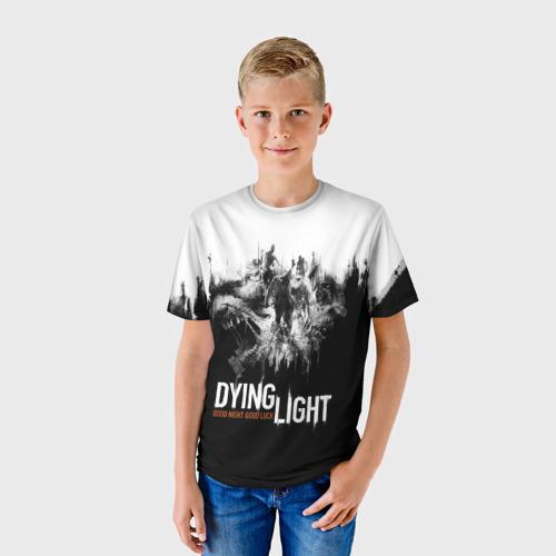 Детская футболка 3D Dying Light Фото 01