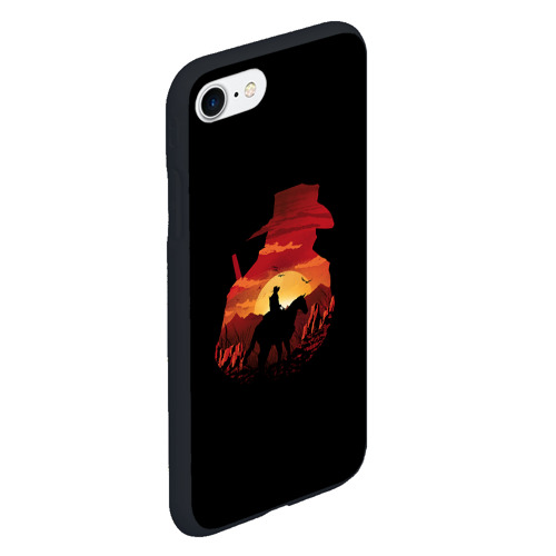 Чехол для iPhone 7/8 матовый Redemption is Dead Фото 01