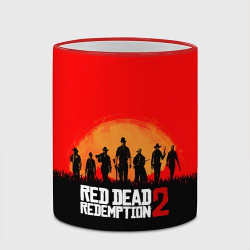 Кружка с полной запечаткой Red Dead Redemption Фото 01