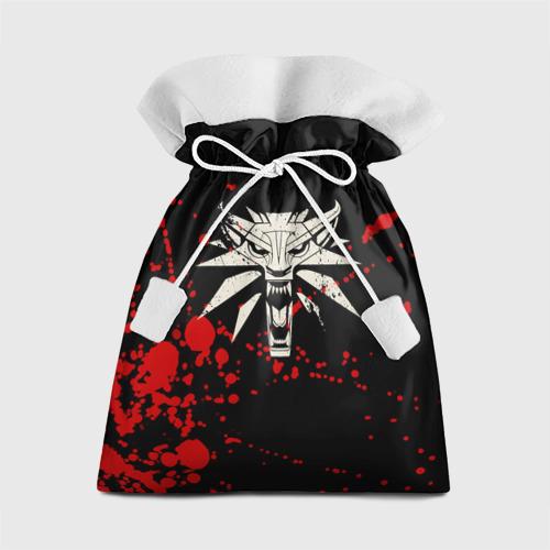 Подарочный 3D мешок The Witcher Blood Фото 01