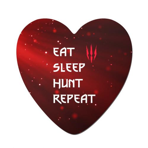 Eat Sleep Hunt Repeat
