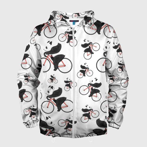 Панды На Велосипеде
