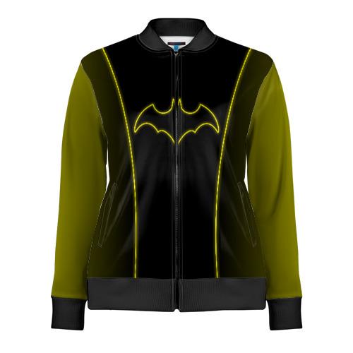 Бэтмен жёлтый неон
