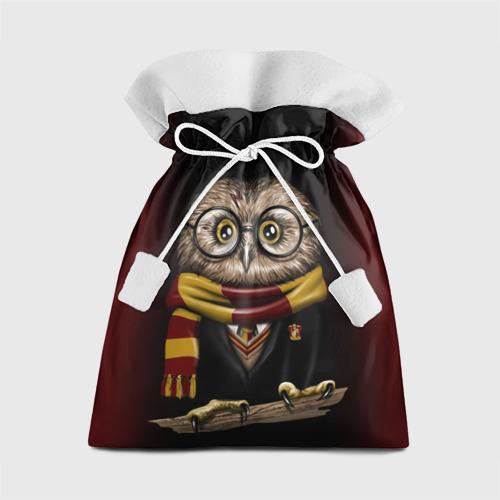 Подарочный 3D мешок сова