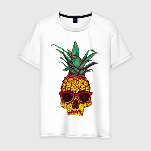 Мужская футболка хлопок Череп - анонс