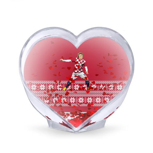 Сувенир Сердце  Фото 02, Luka Modric