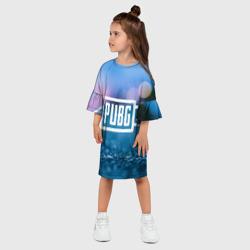 PUBG light blue
