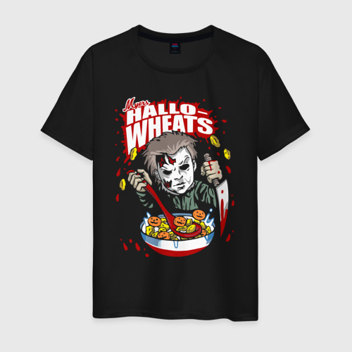 Мужская футболка хлопок Myers