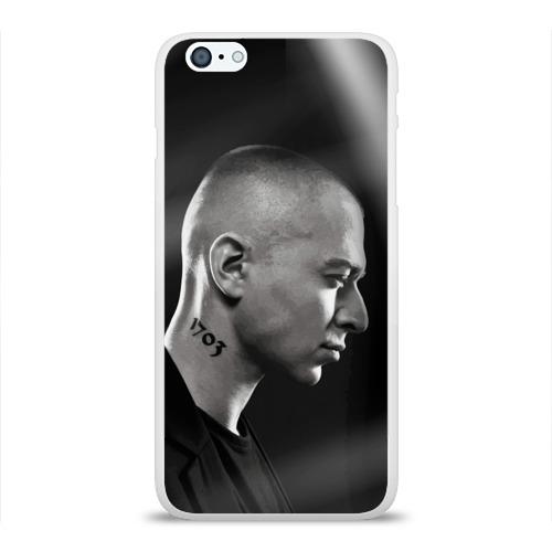 Чехол для Apple iPhone 6Plus/6SPlus силиконовый глянцевый  Фото 01, Oxxxymiron
