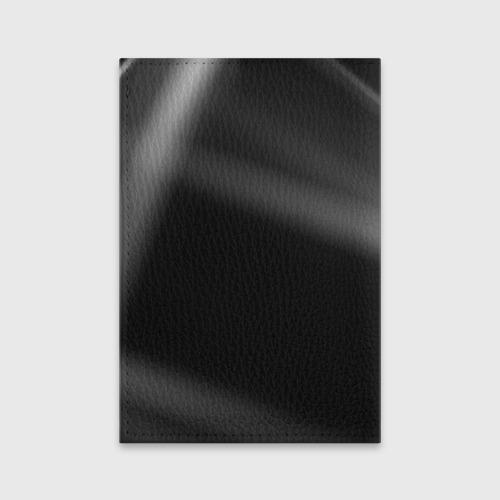 Обложка для паспорта матовая кожа  Фото 02, Oxxxymiron