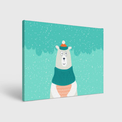 Зимний Мишка