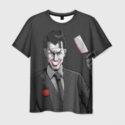 Джокер с ножом