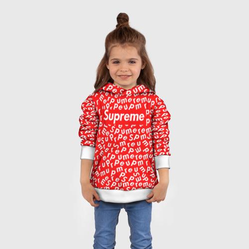 Детская толстовка 3D SUPREME