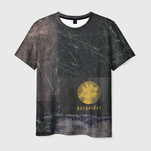 Мужская футболка 3D  Фото 01, Gazgolder