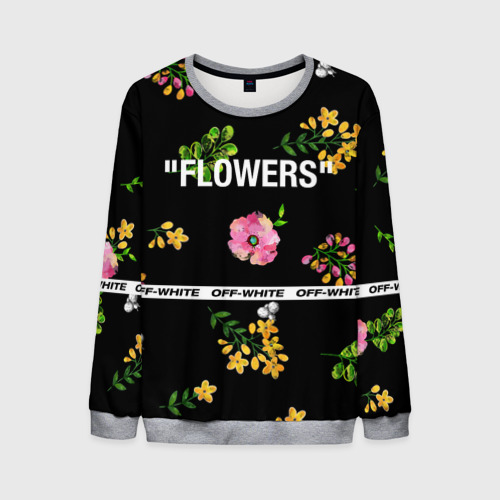 OFF WHITE Flowers