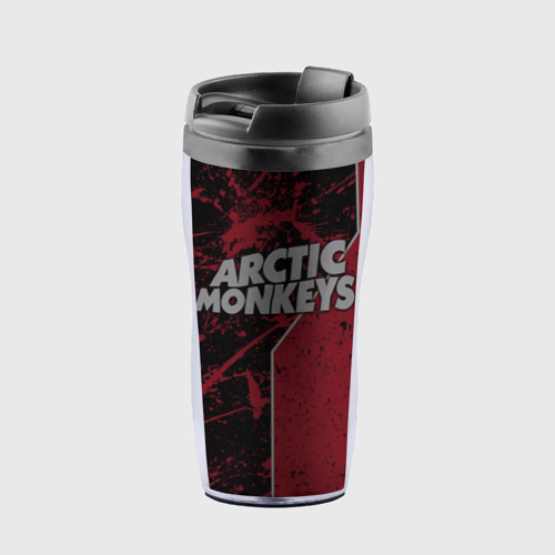 Термокружка-непроливайка Arctic Monkeys