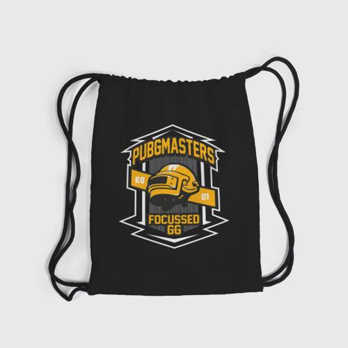 Рюкзак-мешок 3D PUBG MASTERS Фото 01