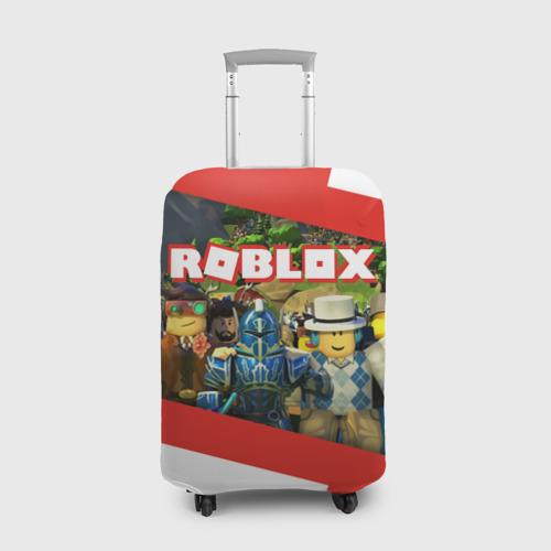 Чехол для чемодана 3D ROBLOX Фото 01