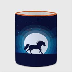 Лошадь под луной