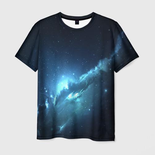 Мужская футболка 3D  Фото 01, ATLANTIS NEBULA