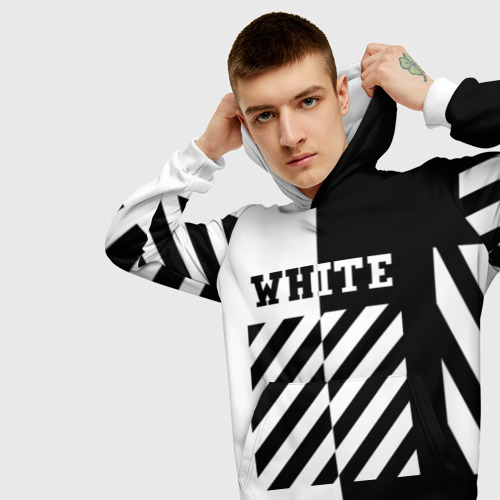 OFF WHITE BLACK & WHITE
