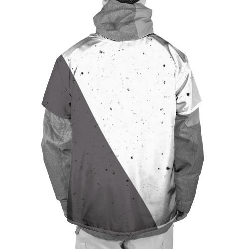 Накидка на куртку 3D ARTIFACT Фото 01