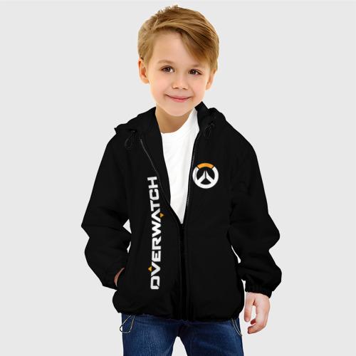 Детская куртка 3D OVWERWATCH Фото 01