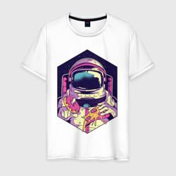 Космонавт с Едой