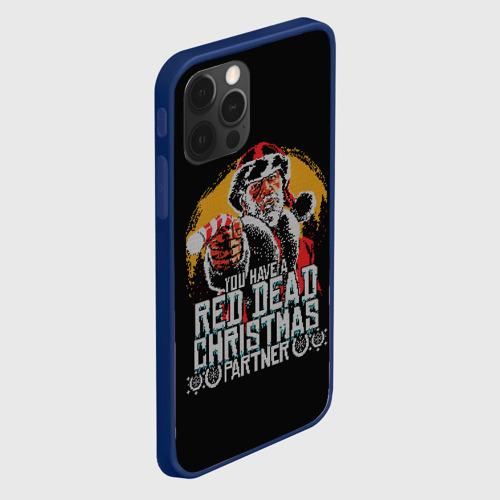 Чехол для iPhone 12 Pro Red Dead Christmas Фото 01
