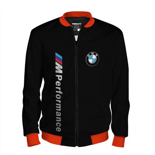 Мужской бомбер 3D BMW PERFORMANCE | БМВ Фото 01