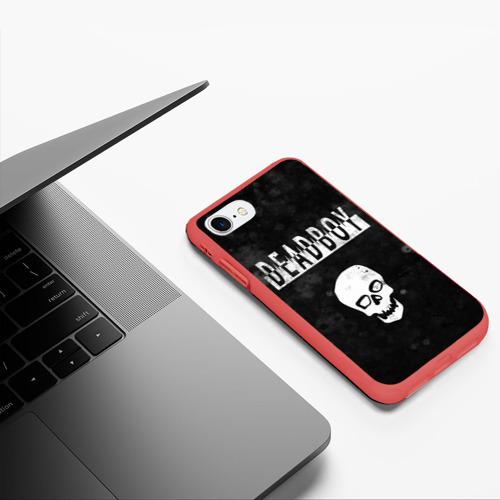 Чехол для iPhone 7/8 матовый BONES DEADBOY / SESH Фото 01