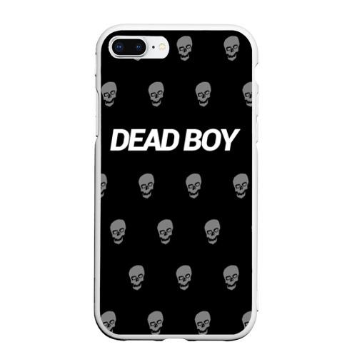 Чехол для iPhone 7Plus/8 Plus матовый Bones Deadboy Фото 01