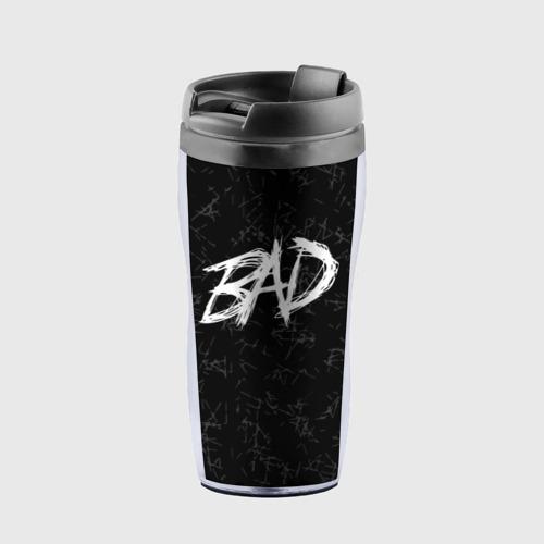 Термокружка-непроливайка XXXTentacion - BAD